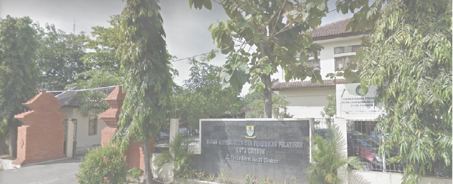 Badan Kepegawaian dan Pengembangan Sumber Daya Manusia Kota Cirebon